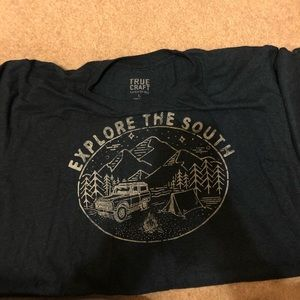 Explore the south t shirt